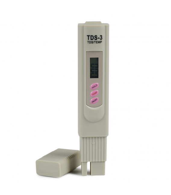 TDS metru, pentru măsurarea purității apei
