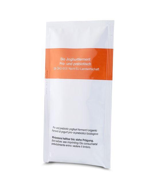 Ferment prebiotic si probiotic pentru iaurt - 25gr