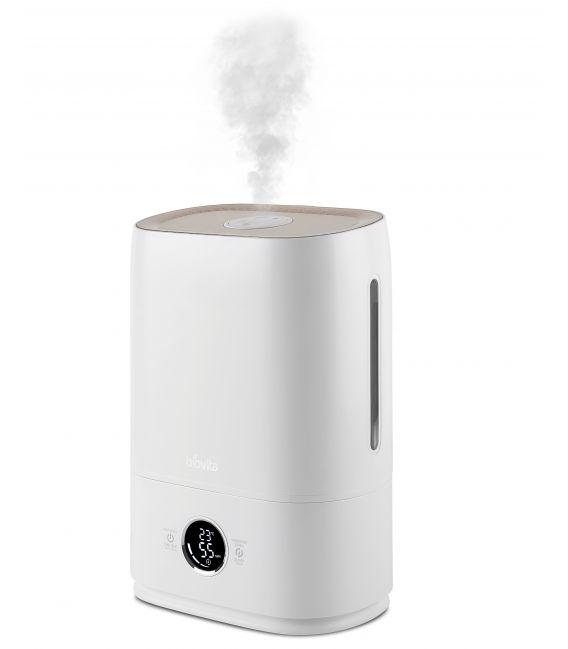 Umidificator de cameră inteligent, cu senzor de umiditate Biovita Super Mist, 5L